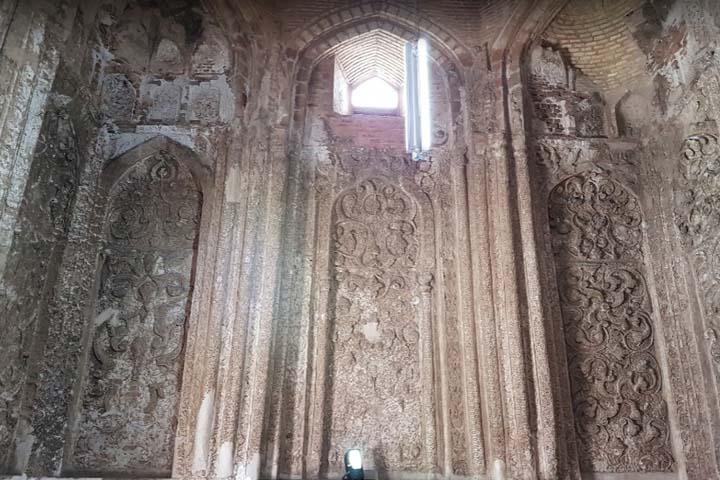 بخشهای داخلی ساختمان