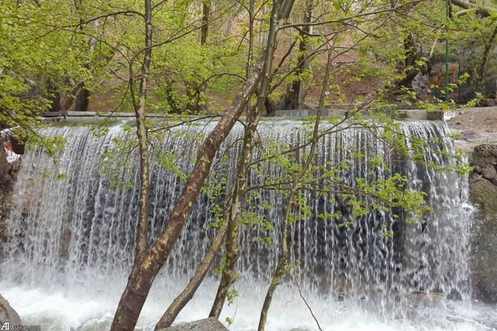 آبشار نهاوند و سایر جاهای دیدنی نهاوند و سراب گیان